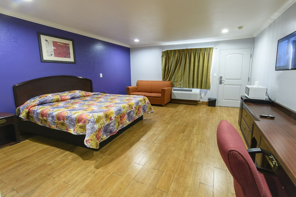 Habitación estándar, 1 cama de matrimonio grande, no fumadores - Habitación