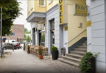 Picture of Hotel Am Stuttgarter Eck in Berlin