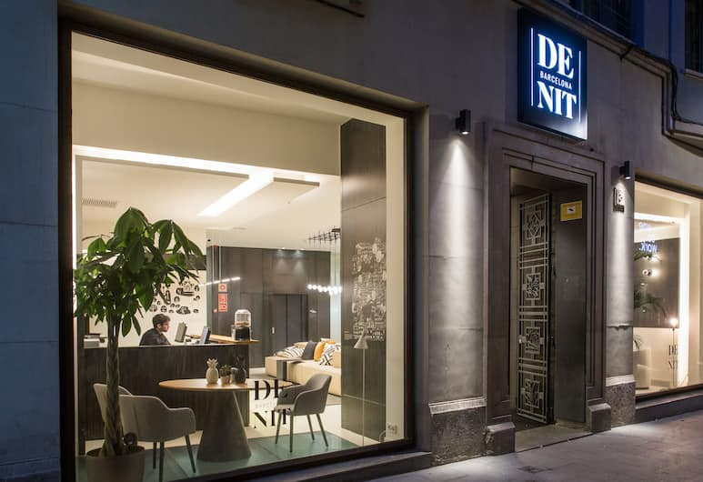Hotel Denit Barcelona, Barcelona, Ulkopuoli
