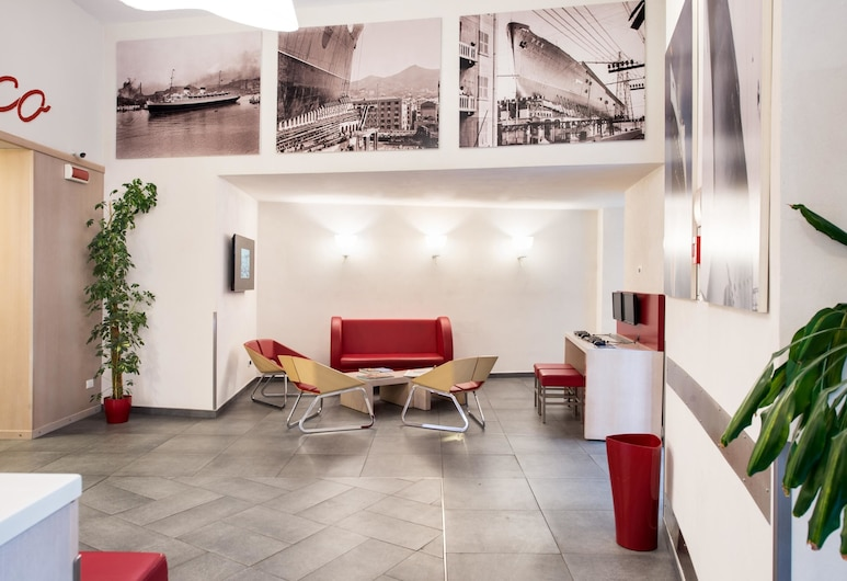 Best Western Hotel Porto Antico, Genova, Lobby