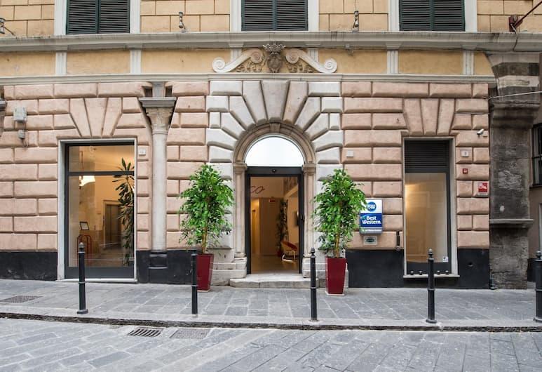 Best Western Hotel Porto Antico, Генуя, Вид снаружи / фасад