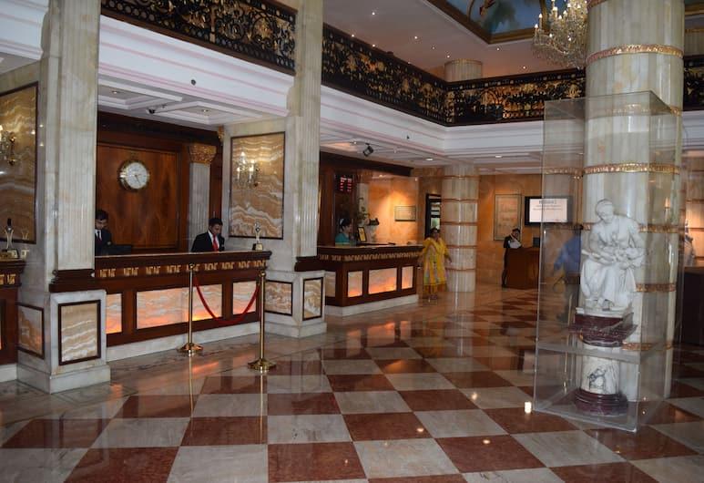 Hotel The Royal Plaza, New Delhi, Reception