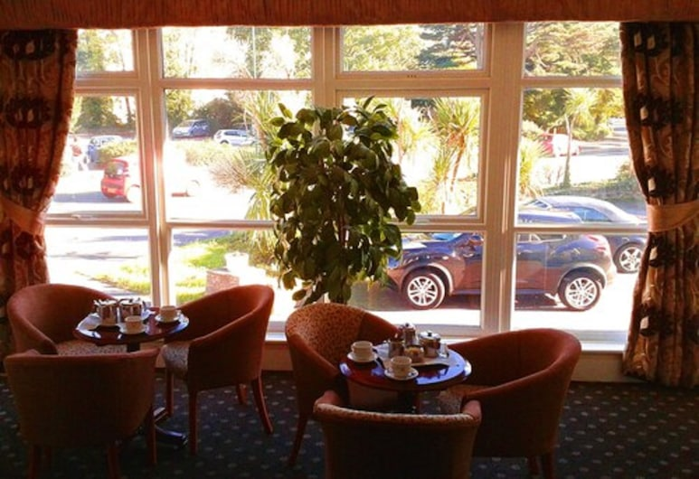 The Croham Hotel, Bournemouth, Lobby Sitting Area