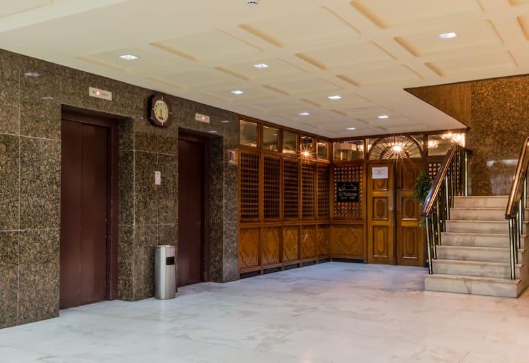 فندق أورينتال بالاس - المنامة, المنامة, منطقة الانتظار في الردهة