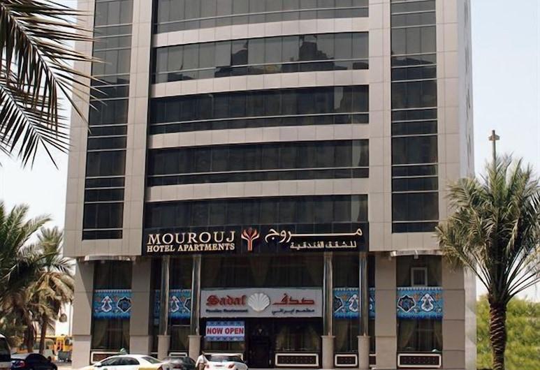 Mourouj Hotel Apartments, Abu Dhabi