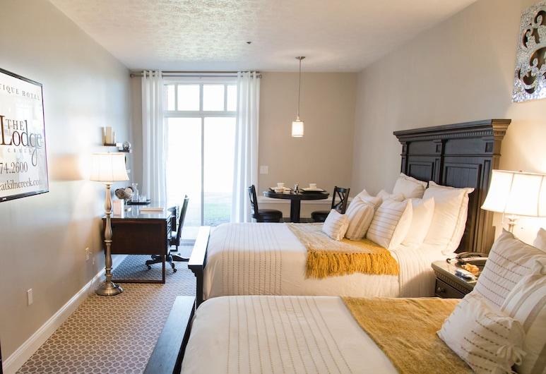 The Lodge at Kiln Creek Resort, Newport News, Room, 2 Queen Beds, Golf View, Guest Room