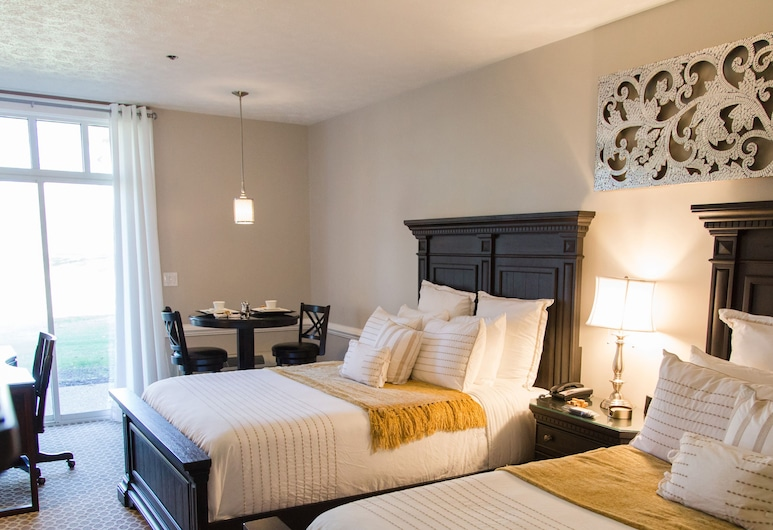 The Lodge at Kiln Creek Resort, Newport News, Room, 2 Queen Beds, Accessible, Golf View, Guest Room
