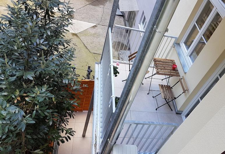 Appartements Hermine, Viena, Apartamento conforto, 1 quarto, Sacada, Terraço/pátio
