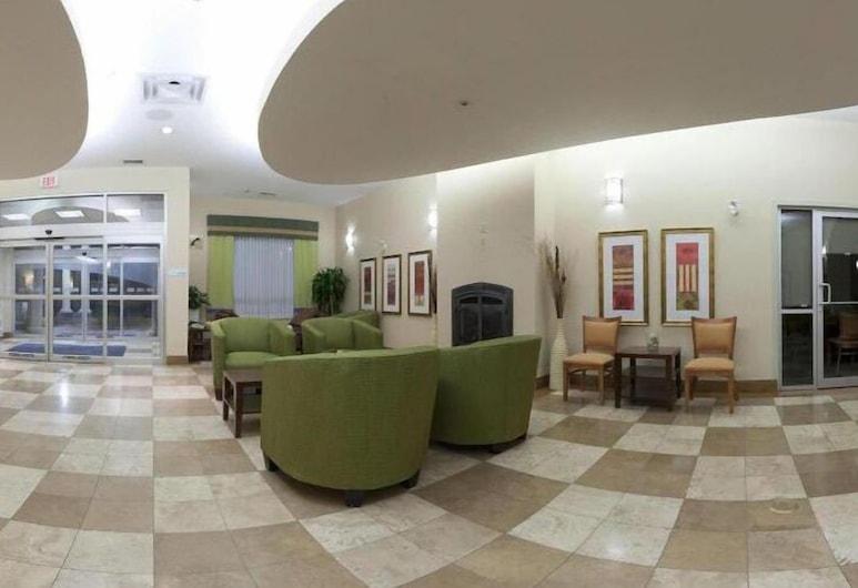 Holiday Inn Express Hotel & Suites Edmonton South, Edmonton, Lobi