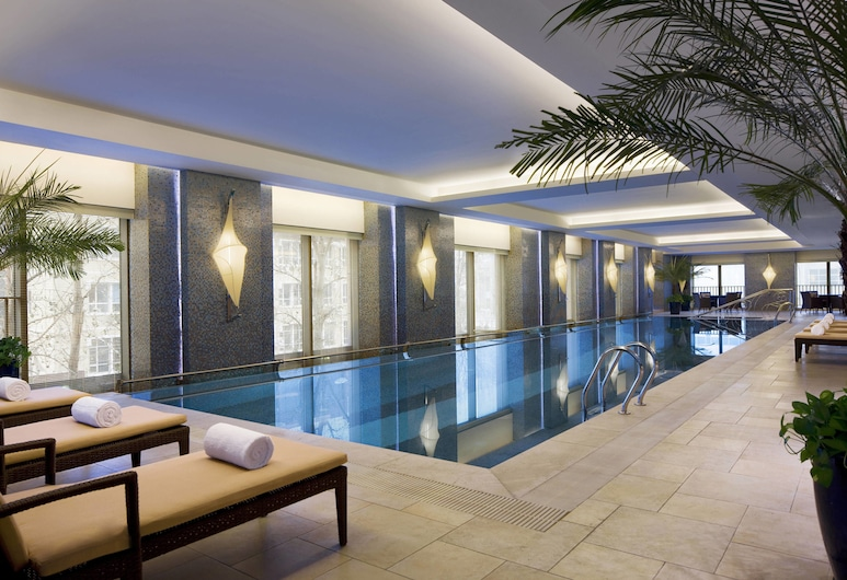 The Sandalwood, Beijing - Marriott Executive Apartments, Beijing, Sports Facility