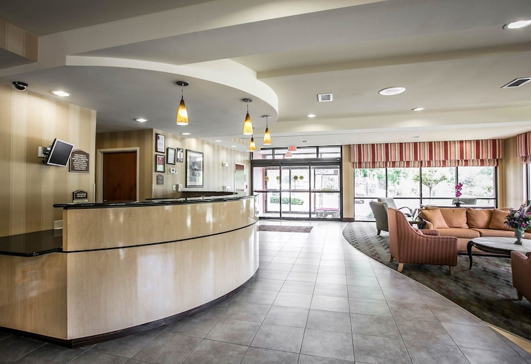 Comfort Suites Columbia Northeast - Fort Jackson, Columbia, Lobby