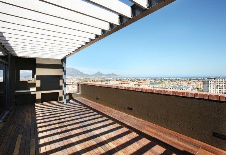 Manhattan Suites, Cape Town, Terrace/Patio