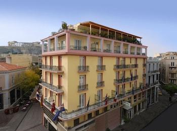 Φωτογραφία του Ξενοδοχείο Carolina, Αθήνα