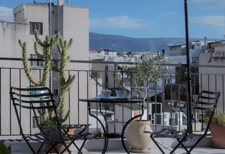 Carolina Hotel, Atenas, Quarto duplo (Roof Garden), Quarto