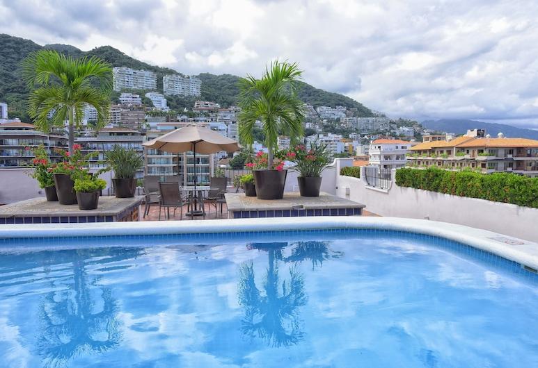 Hotel Eloisa, Puerto Vallarta, Outdoor Pool