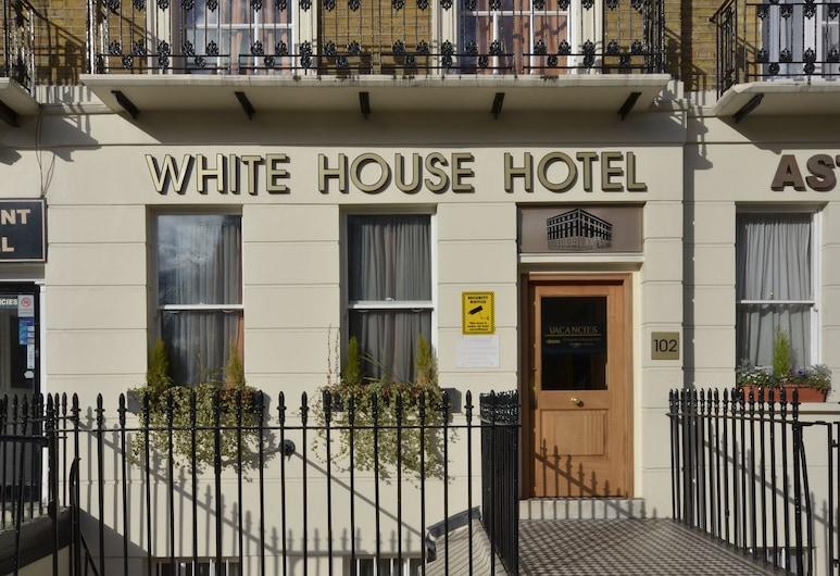 White House Hotel London, London, Hotellinngang