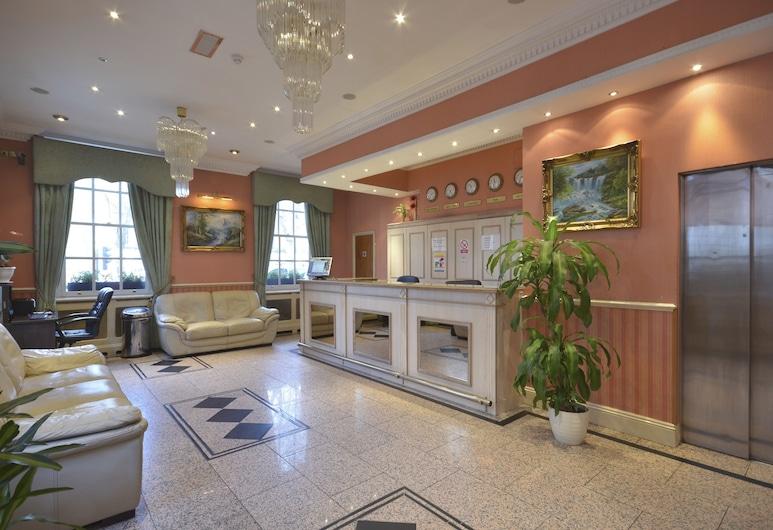 Alexandra Hotel, London, Lobby