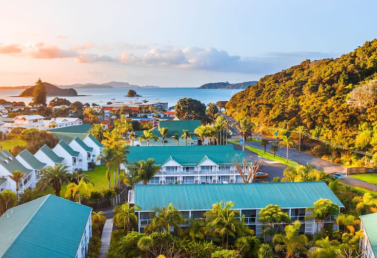 Scenic Hotel Bay of Islands, Paihia, Aerial View