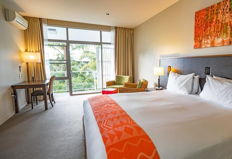 Scenic Hotel Bay of Islands, Paihia, Deluxe Room, 1 King Bed, Guest Room