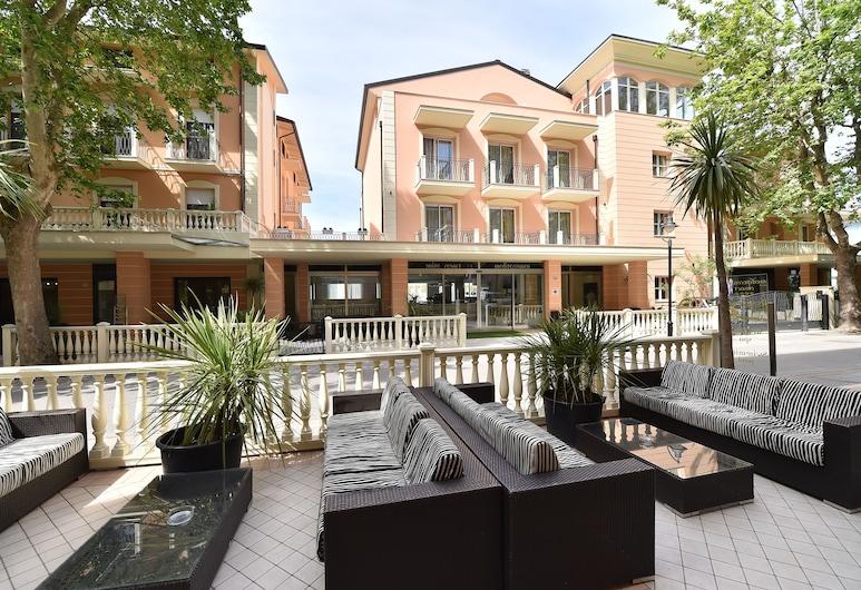 Hotel Mediterraneo Club Benessere, Bellaria-Igea Marina, Terrass