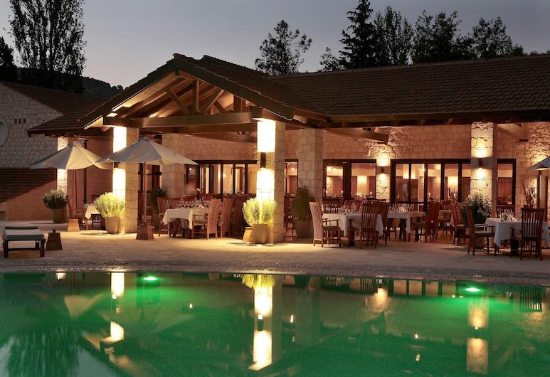 Ayii Anargyri Natural Healing Spa Resort, Miliou, Āra baseins