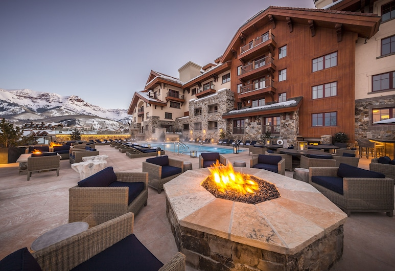 Madeline Hotel & Residences, Auberge Resorts Collection, Telluride, Bazén