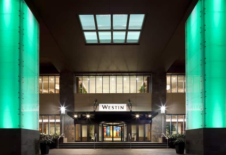 Le Westin Montréal, Montreal, Hotel Entrance