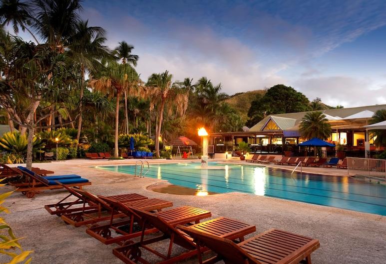 Fiji Hideaway Resort and Spa, Korolevu, Outdoor Pool