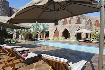 Sesriem bölgesindeki Le Mirage Resort and Spa resmi