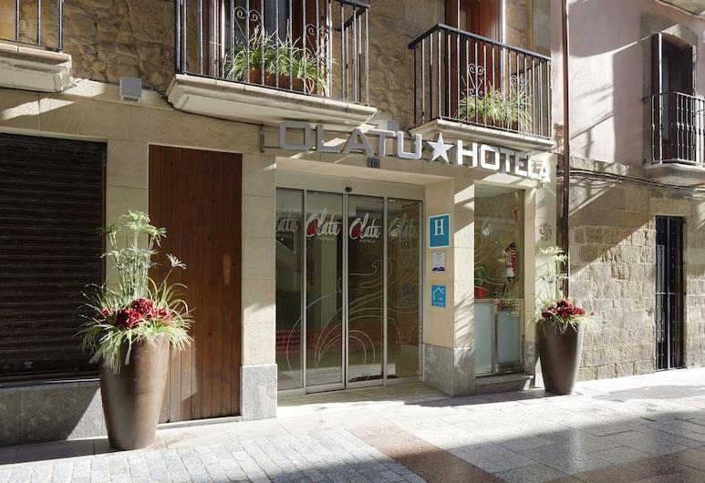 Hotel Olatu, Zarauz