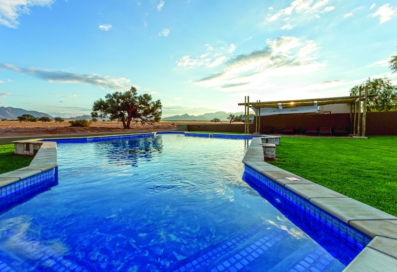 Sossusvlei Lodge, Sesriem, Outdoor Pool