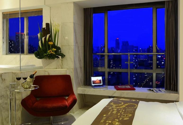 Kingtown Hotel Hongqiao, Shanghai, Superior-rum, Gästrum