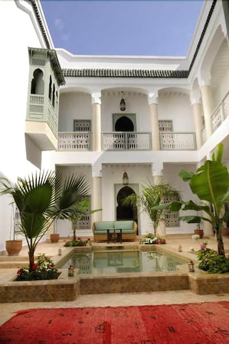 Riad Les Hibiscus, Marrakech