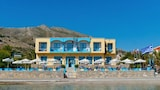 Book this Parking available Hotel in Symi