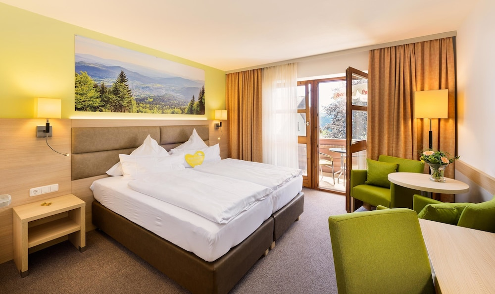 AKZENT Hotel Antoniushof, Schoenberg (Bavaria)