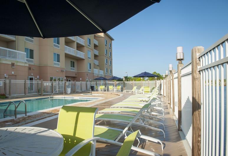 Fairfield Inn & Suites by Marriott Orange Beach, Orange Beach, Piscina al aire libre