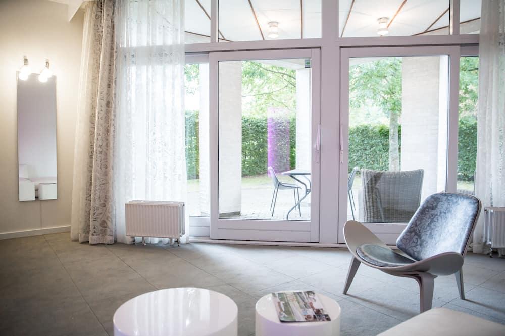 Superior Room, Balcony - Living Area