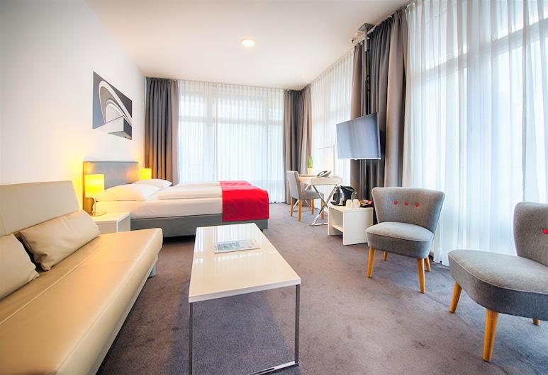 Select Hotel Berlin Gendarmenmarkt, Berlin, Exclusive Double Room Single Use, Guest Room
