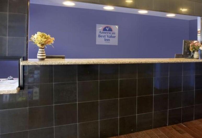Americas Best Value Inn Waco, Ουάκο, Ρεσεψιόν