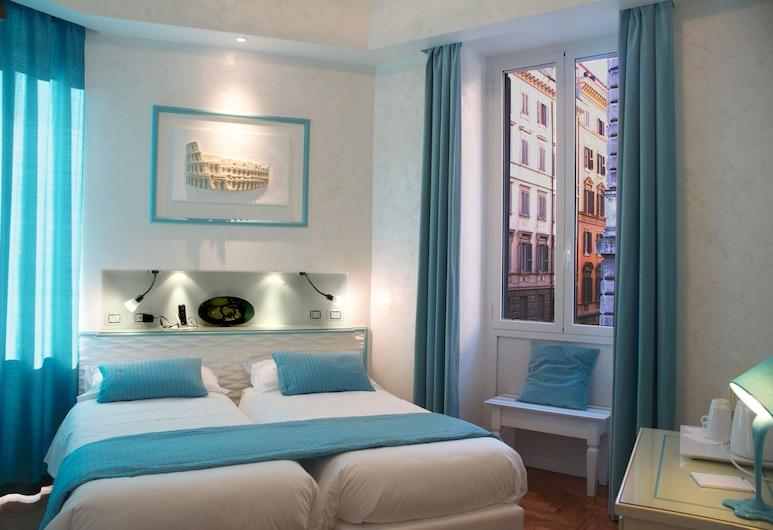 義大利飯店, 羅馬, 標準雙人或雙床房, 客房