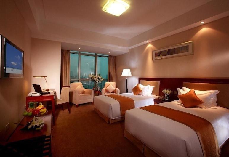 上海吉臣酒店, 上海, 客房