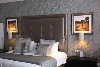 Mynd af Number 10 Hotel í Glasgow