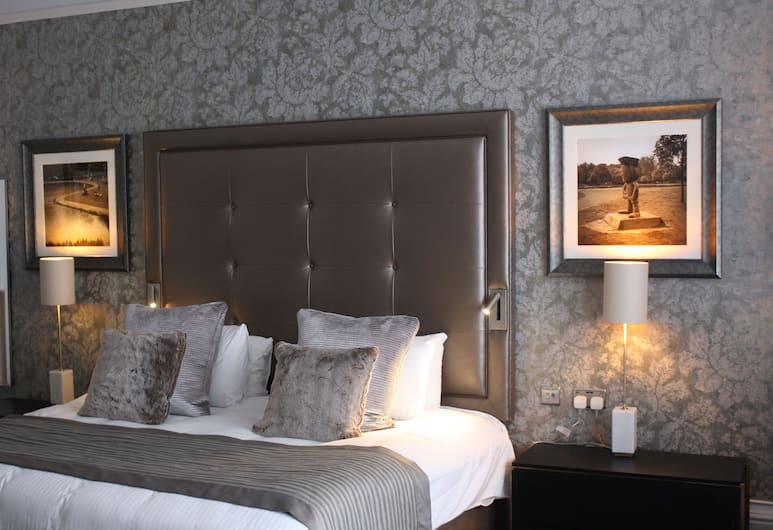 Number 10 Hotel, Glasgow, Executive Double Room, Guest Room