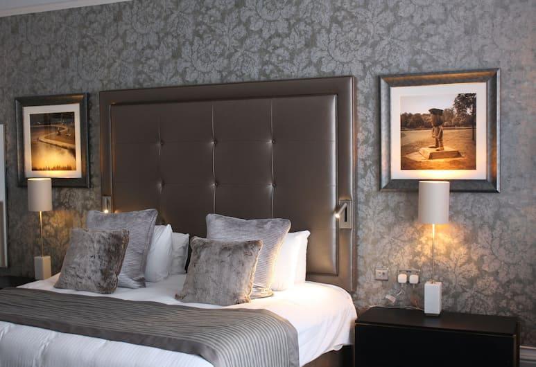 Number 10 Hotel, Glasgow, Dvivietis kambarys verslo klientams, Svečių kambarys