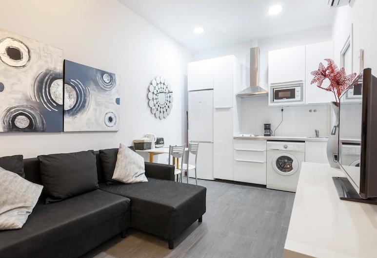 Flat5Madrid, Madrid, Lejlighed - 1 dobbeltseng (La Bohéme), Værelse