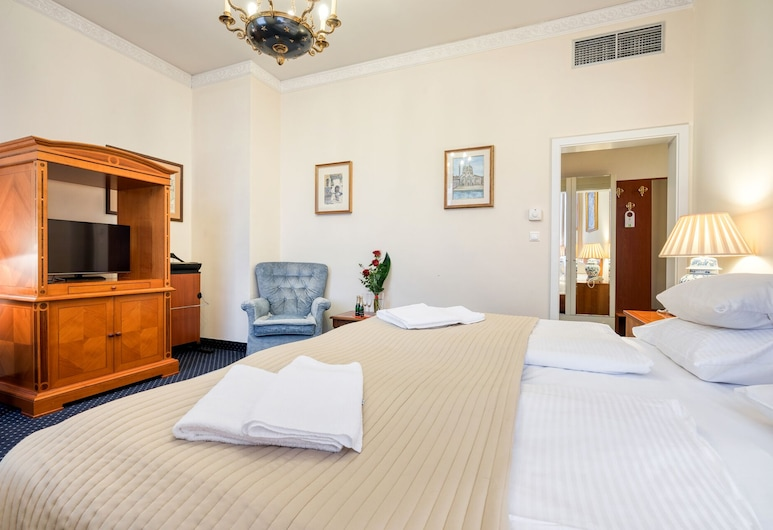 Hotel Europa, Brno, Superior Double or Twin Room, Guest Room