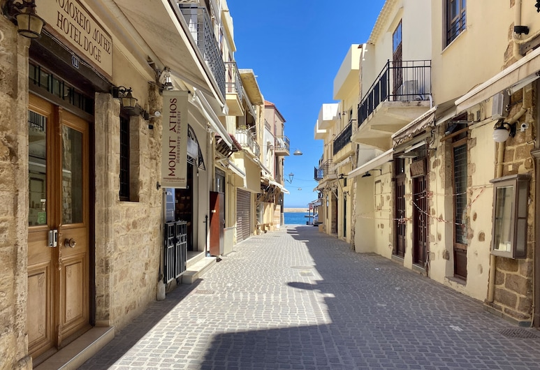 Doge Traditional Hotel - Apartments, Chania, Exterior