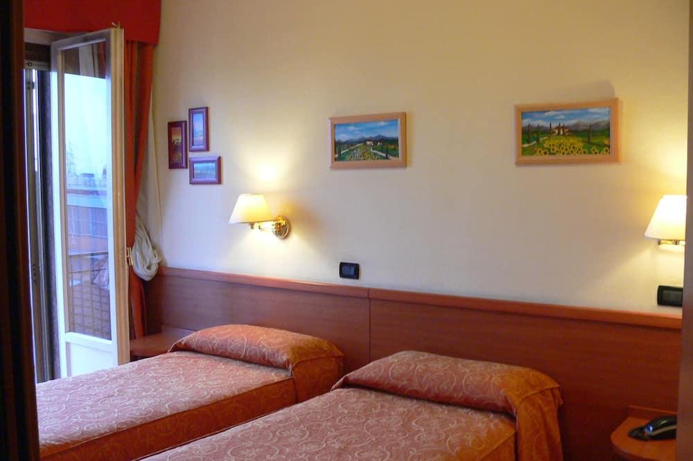 Room with 2 single beds - Bathroom