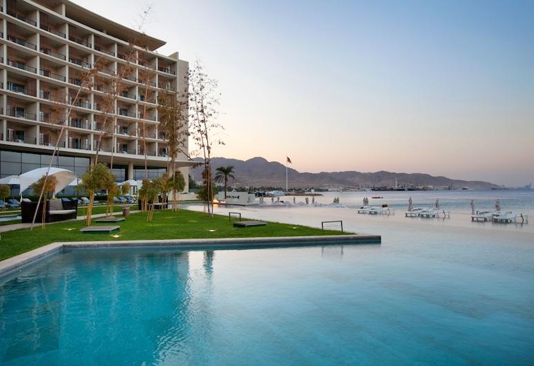 Kempinski Hotel Aqaba Red Sea, Aqaba, Piscina al aire libre