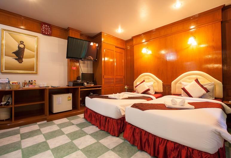 Lamai Inn, Patong, Twin Room, Guest Room